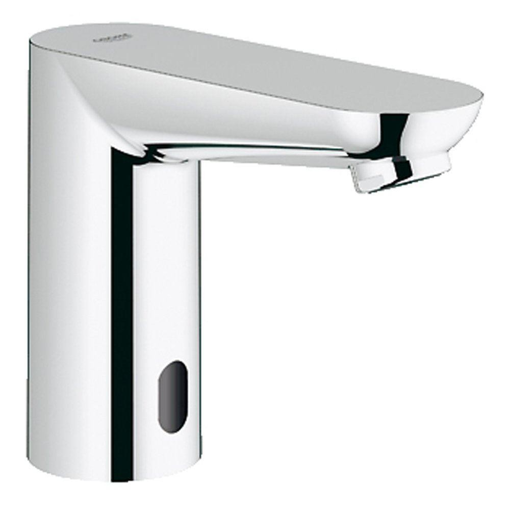 Grohe EuroCosmE Infra basin tap 230V Gr 36269000 - Wizard Bathrooms