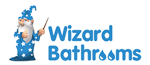 Wizard Bathrooms Main Logo